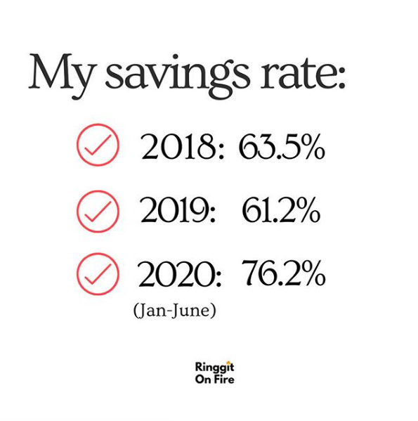 Save More Money: The 10 Things I Do That Help Me Keep Over 60% Of My Income Every Month